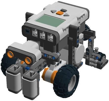 Curs d\'Introducció a Lego Mindstorms NXT