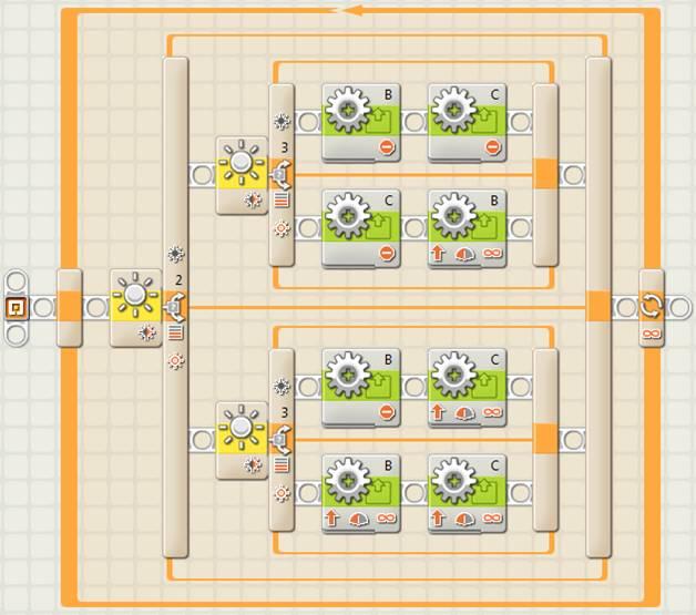 Curs d'Introducció a Lego Mindstorms NXT